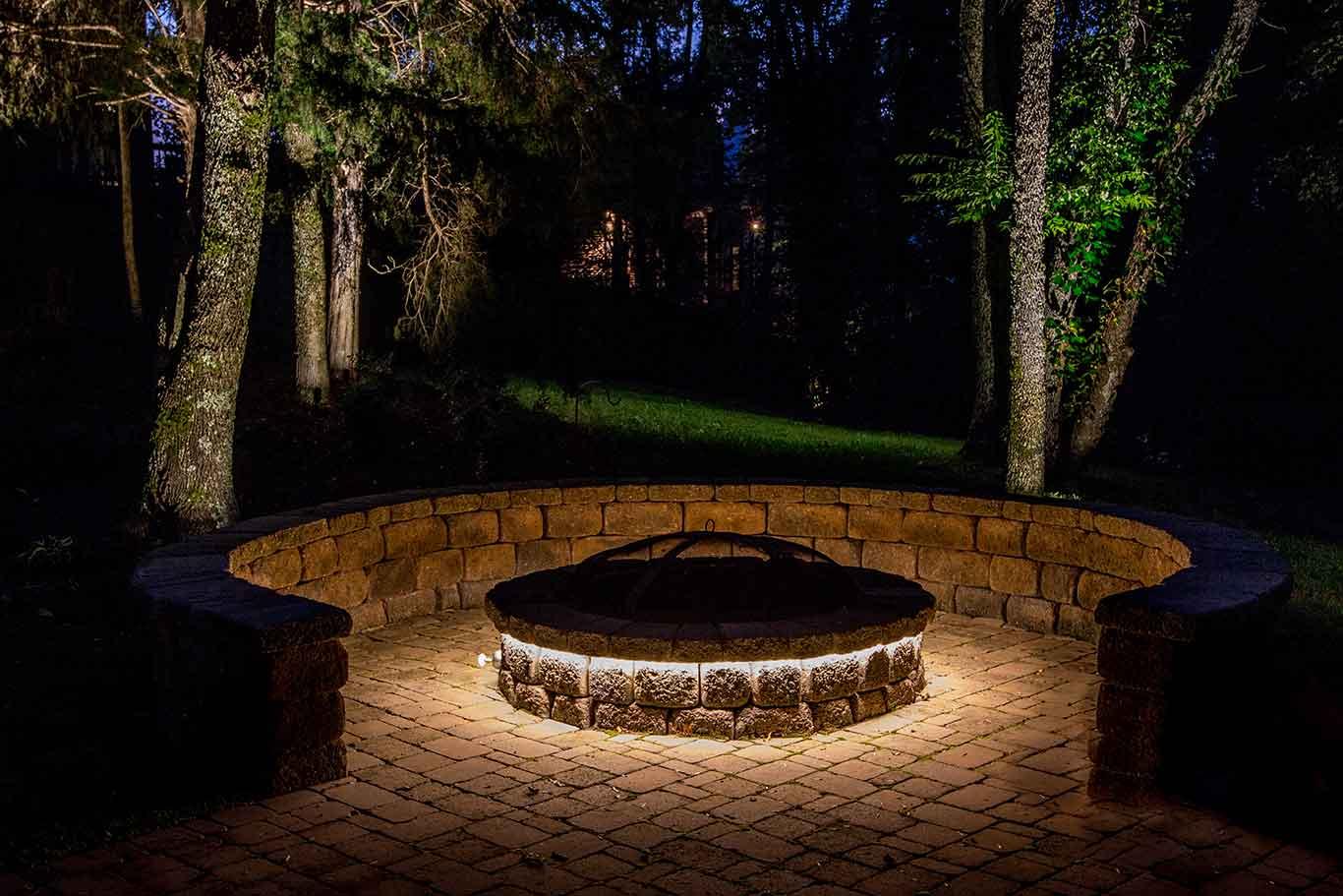 Deck Amp Patio Lighting Light Up Nashville Outdoor
