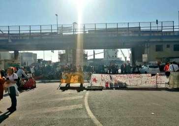 Polizia schierata al varco Etiopia, la solidarietà della CUB ai lavoratori
