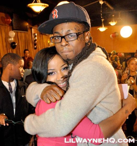 Lil Wayne And Toya Relationship