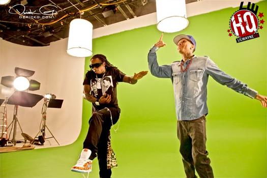 Lil Wayne Young Money Hq