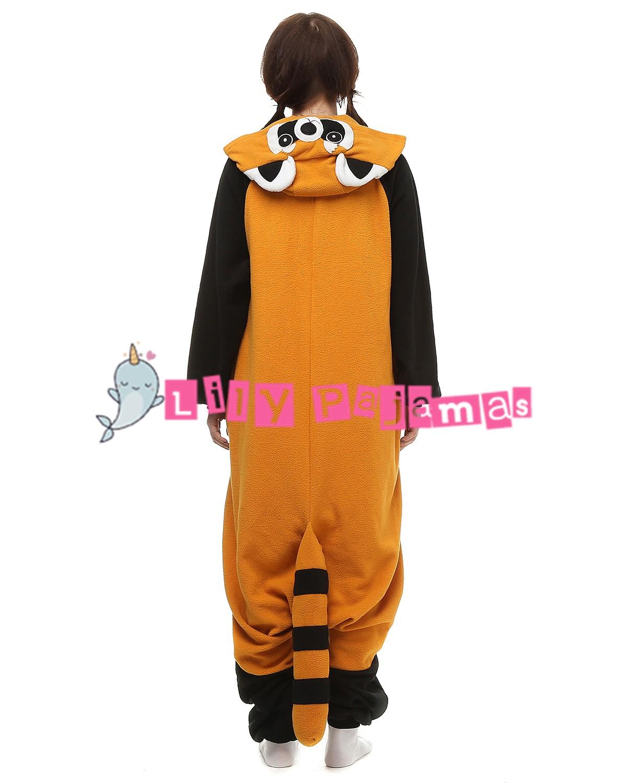 Image of: Kids Red Panda Onesie Pajamas Polar Fleece Kigurumicom Red Panda Onesie Kigurumi Pajamas For Adults Polar Fleece Animal