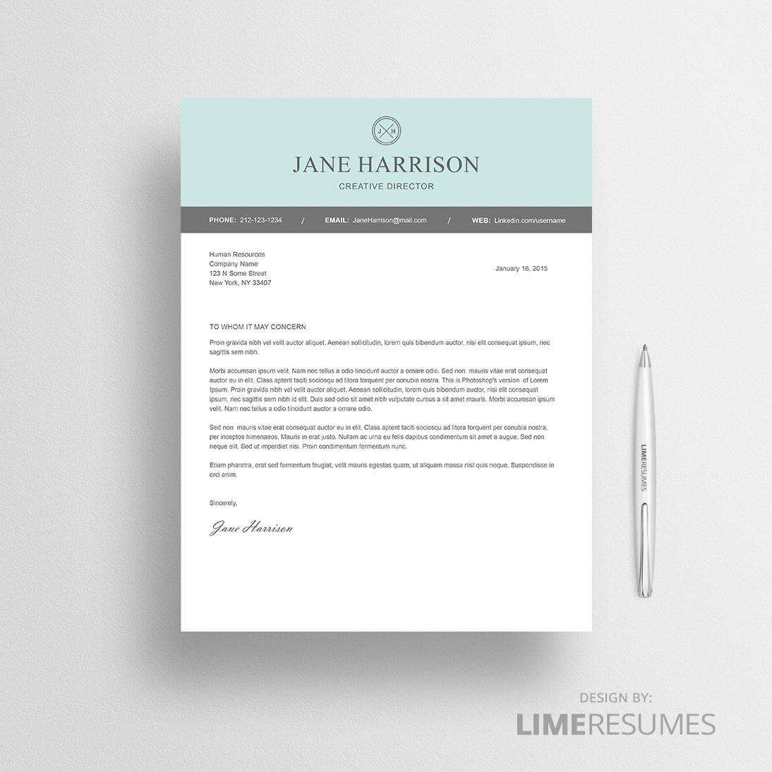 modern cover letter templates for resume   Haci saecsa co modern