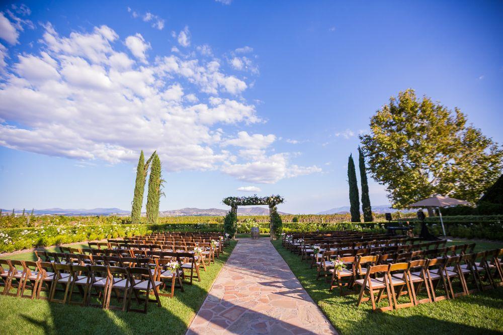 Ponte Winery Temecula Weddings