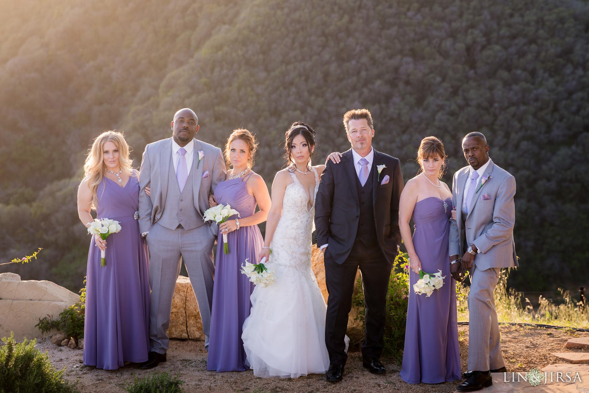 Malibu Solstice Vineyards Wedding Sylvia Amp Casey