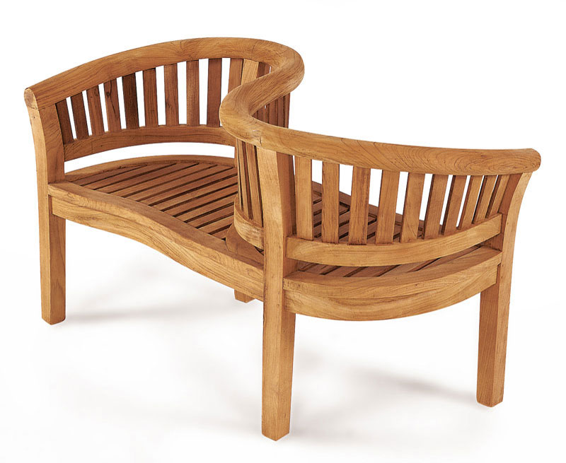 Furniture Garden Jack And Jill Bench
