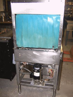 Used Hobart C 44a Conveyor Dishwasher 208v 1ph