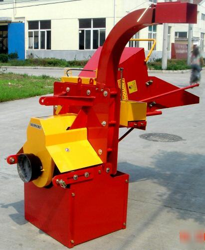 Residential Wood Chipper