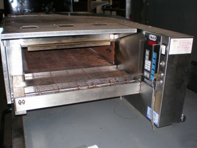 Ctx G26 Infrared Conveyor Oven Pizza Oven
