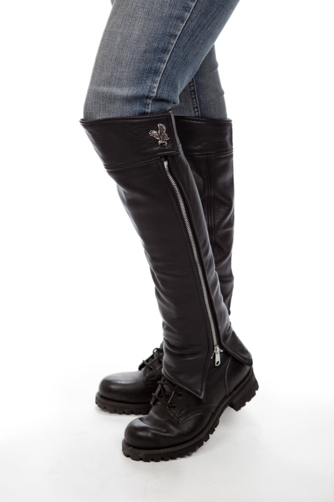 Men Motorcycle Boot