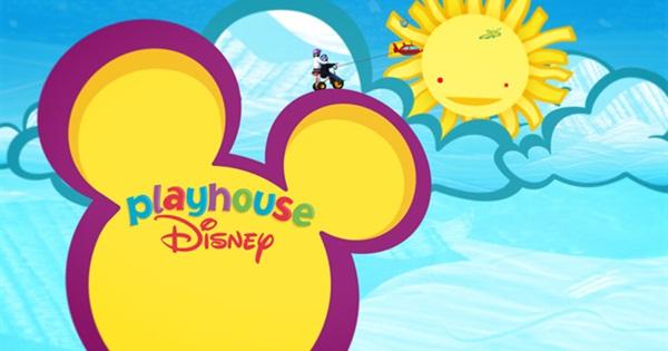 Playhouse Disney Book Me