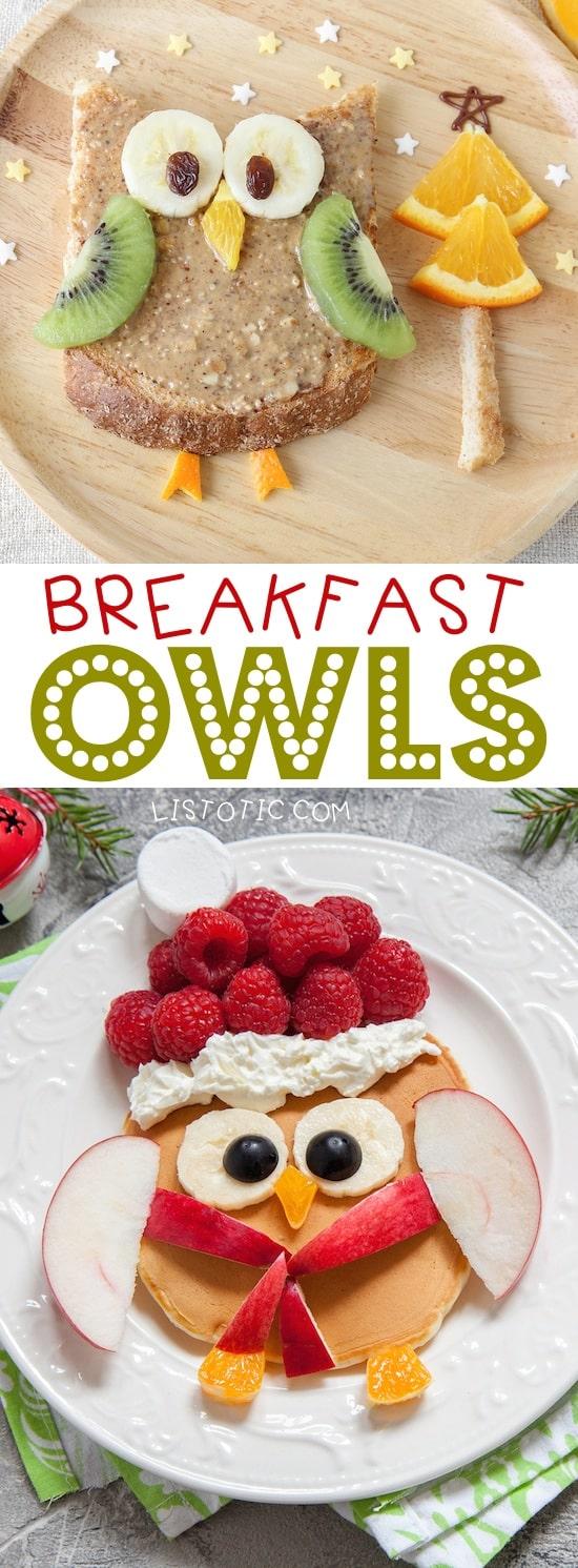 Easy Christmas Breakfast Ideas