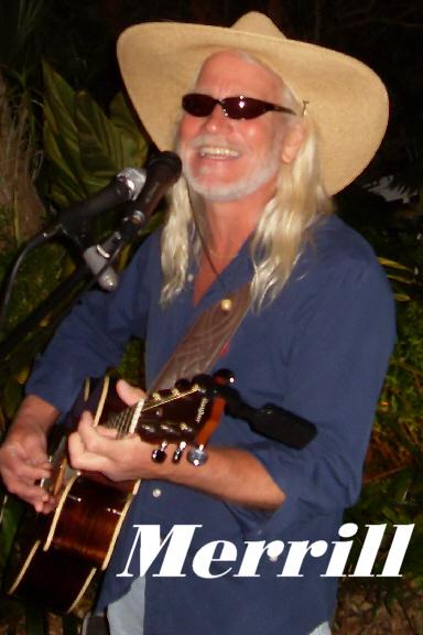 Merrill Allen Island Man Merrill Music Singer Songwriter ...