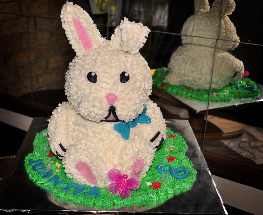 Easter Betty Cakes Crocker
