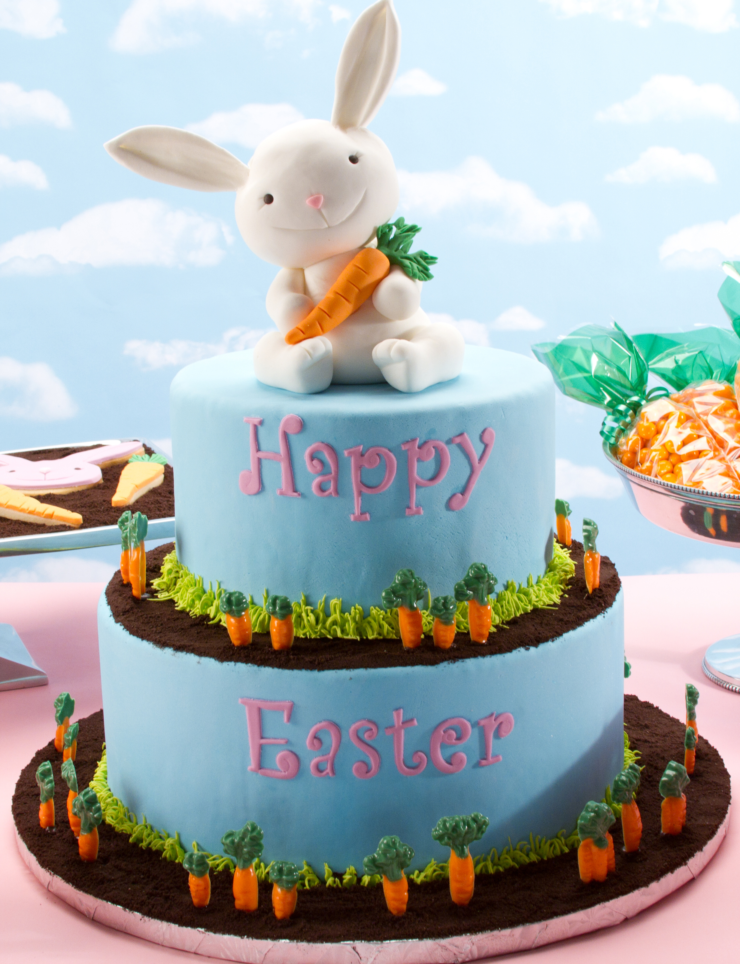 Easter Cakes Decorations