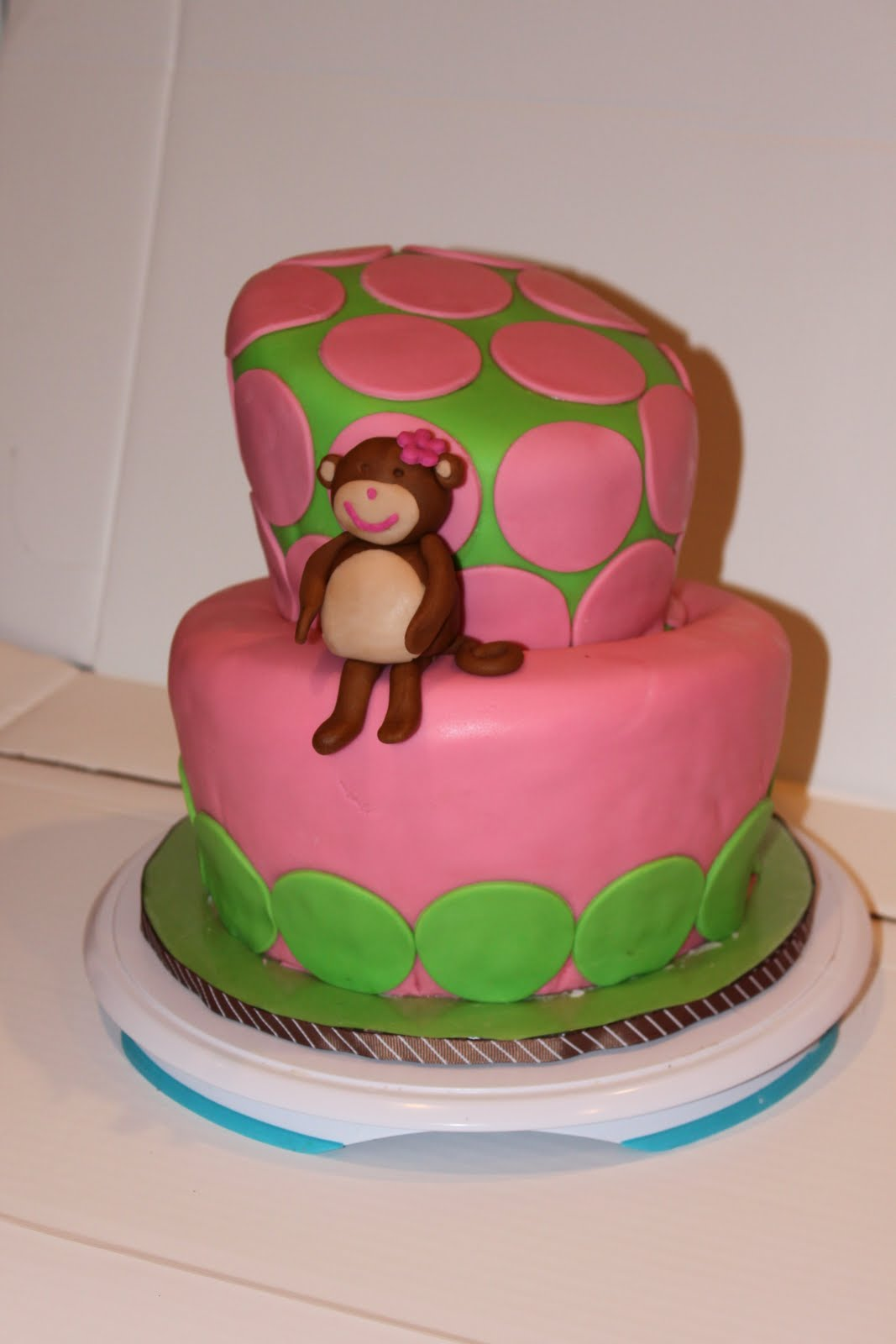 Monkey Cake Recipe Dishmaps