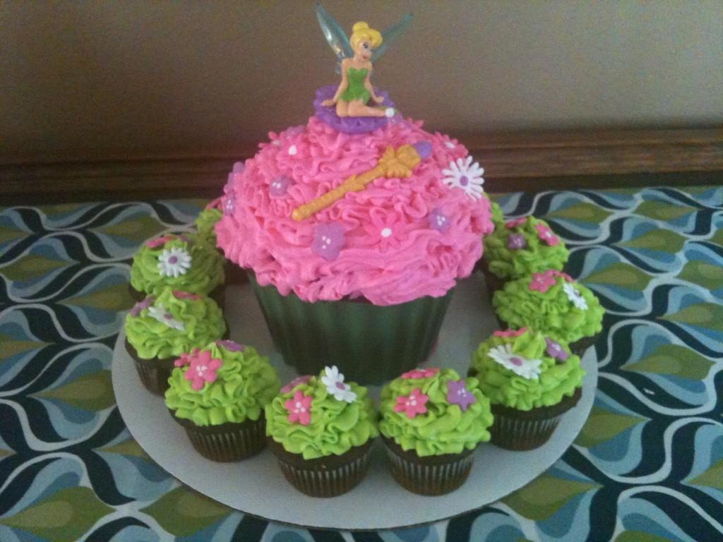 Tinkerbell Cakes Decoration Ideas Little Birthday Cakes