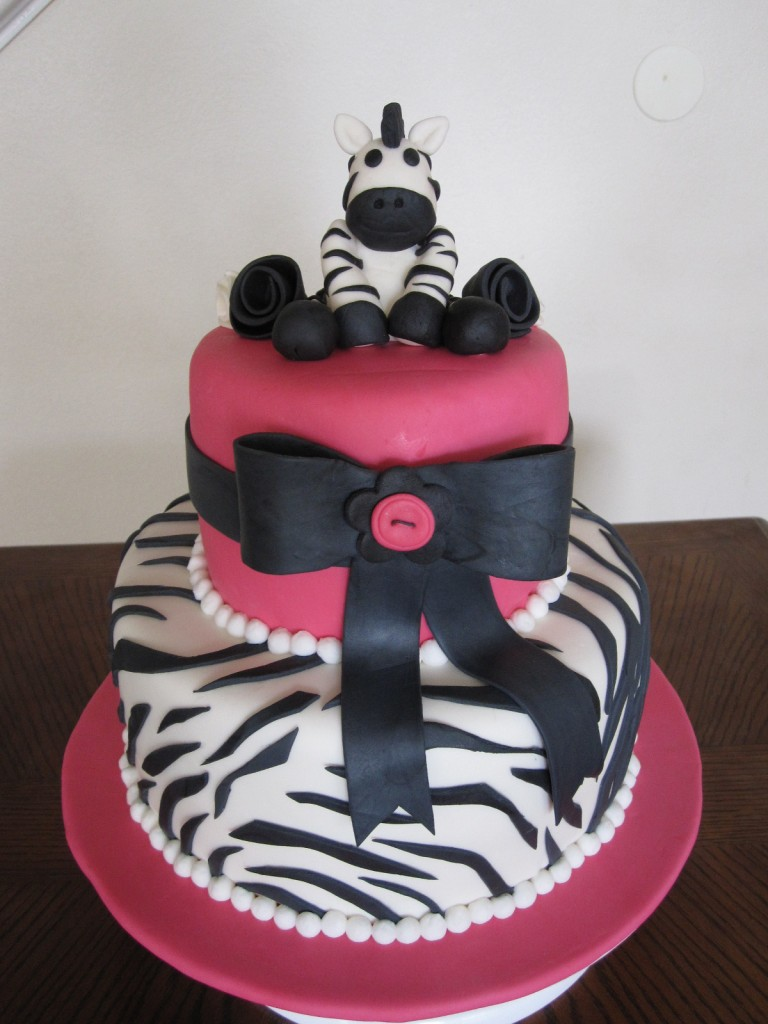 Camo Cake Ideas Pink Theme
