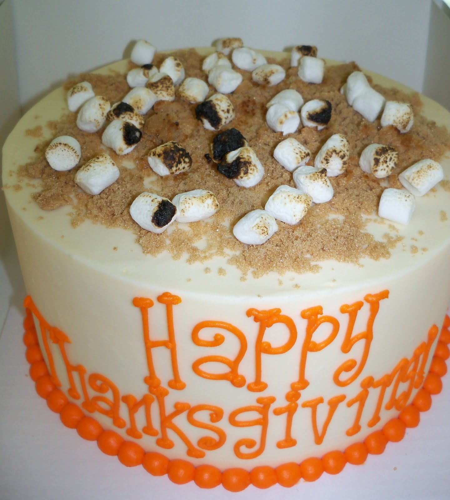 Thanksgiving Cakes     Decoration Ideas   Little Birthday Cakes Thanksgiving Cakes Decorating