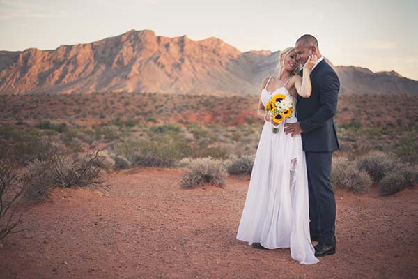 Vegas Outdoor Wedding Packages