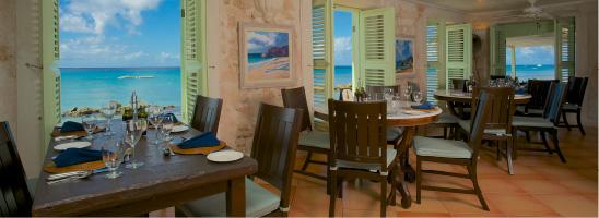 Eclectic Dining Al Fresco