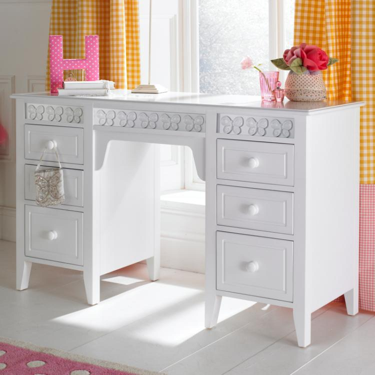 Florence Flutterby Desk Product Childrens Desk Kids Desks