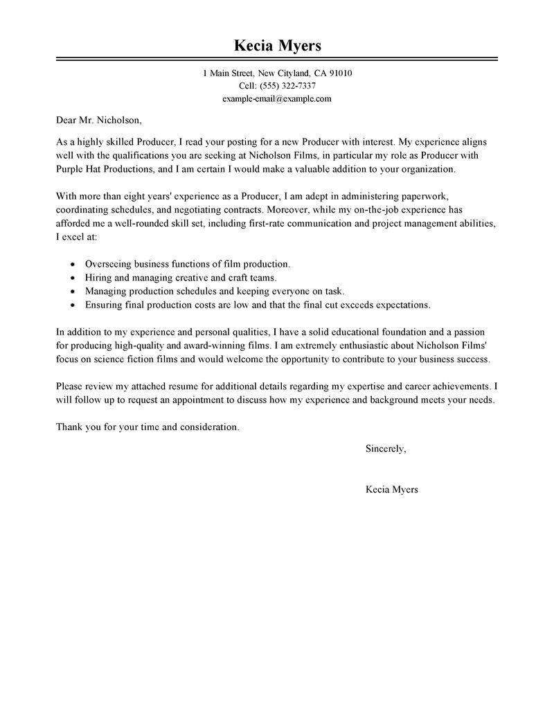 sample dishwasher cover letter