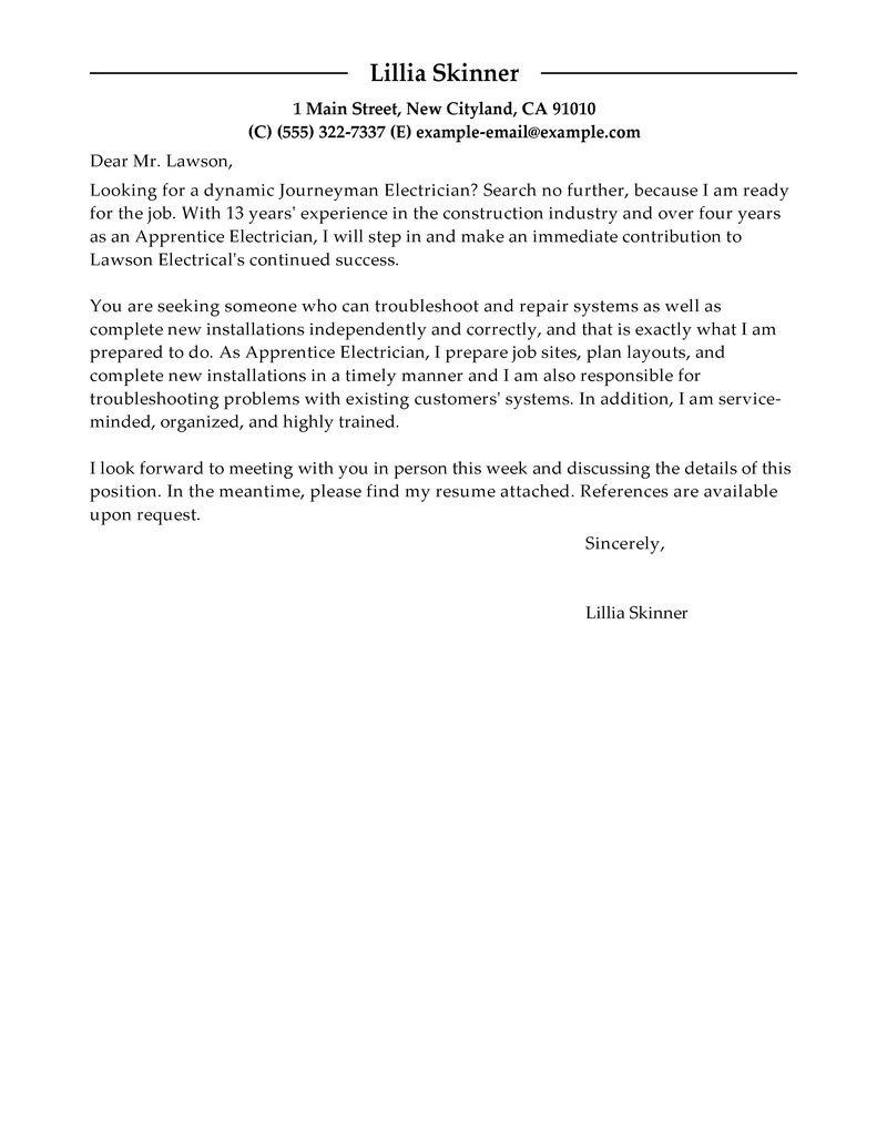 Cover Letter Templates » Hairdressing Apprenticeship Cover Letter