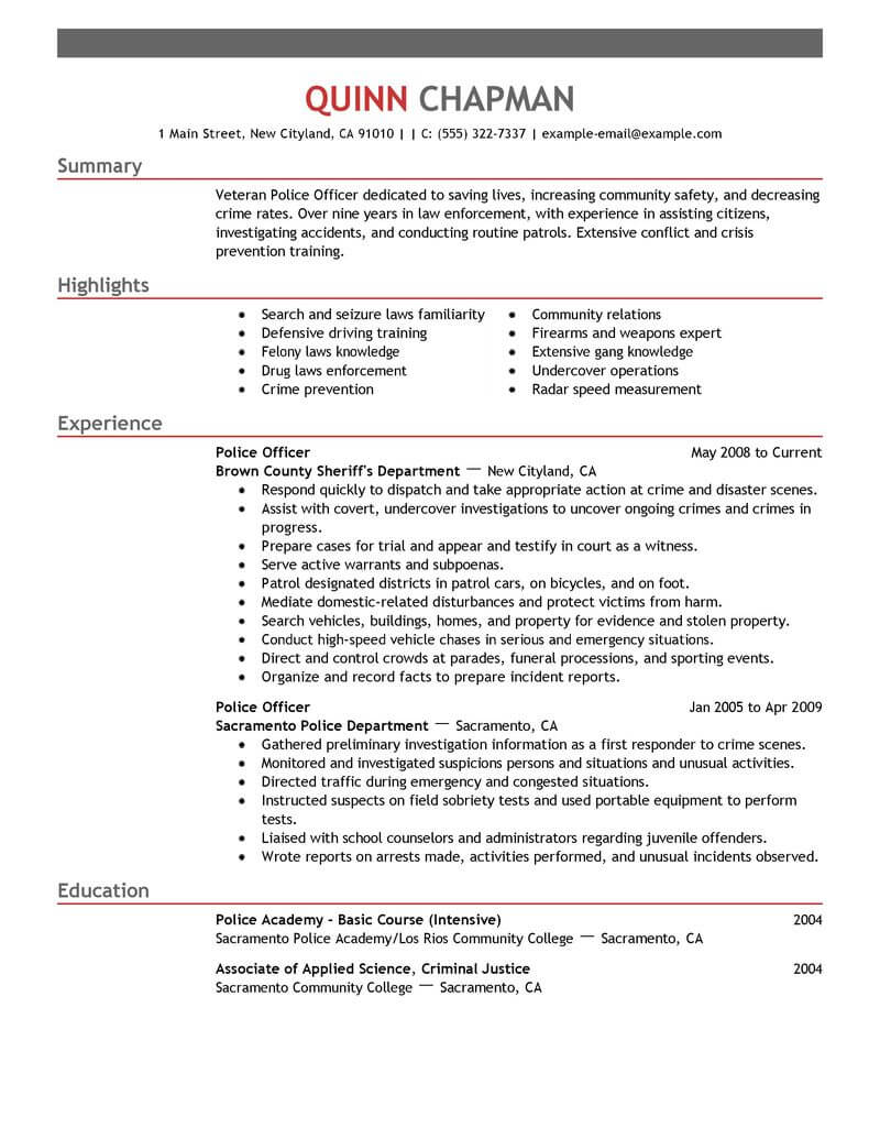 Personal Security Qualifications