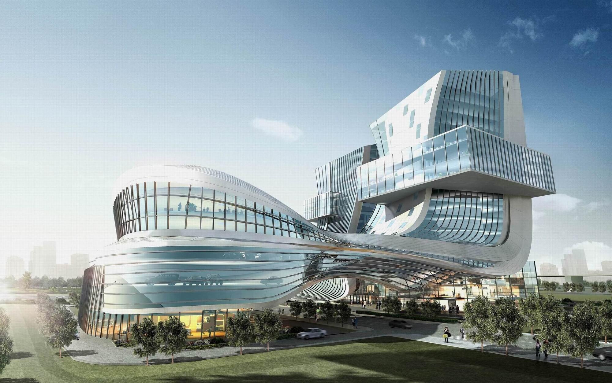 20 Best Modern Industrial Architecture Design Ideas Live
