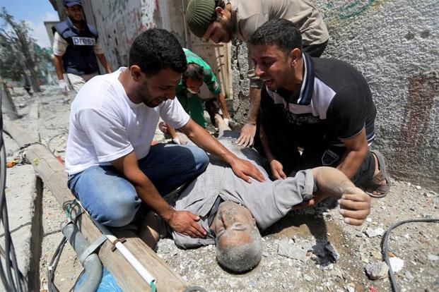 Bloody Sunday for Gaza as death toll crosses 500 ...