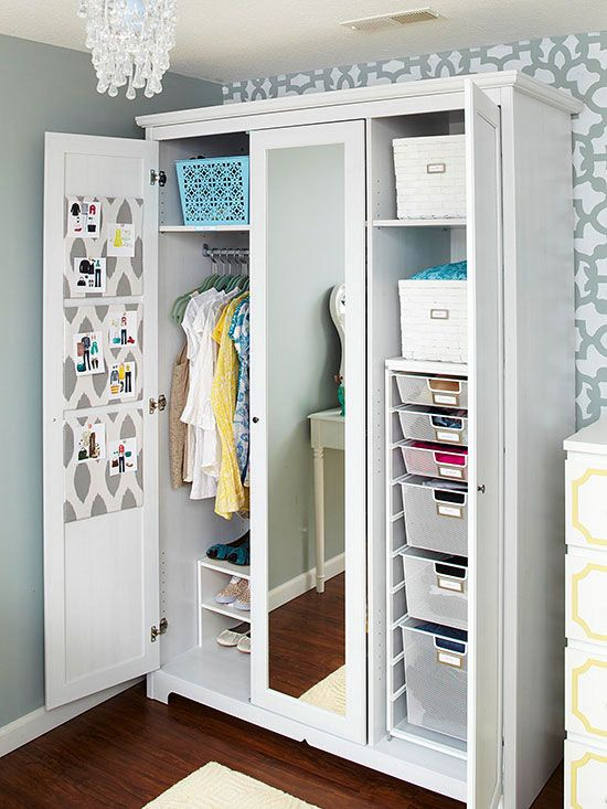 Wardrobe Armoires  Storage Solution For The Closet less  9 Winning     5