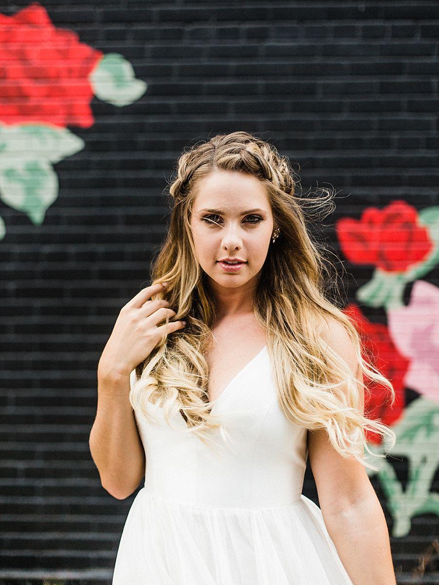 Film Bridal Fashion Editorial Live View Studios