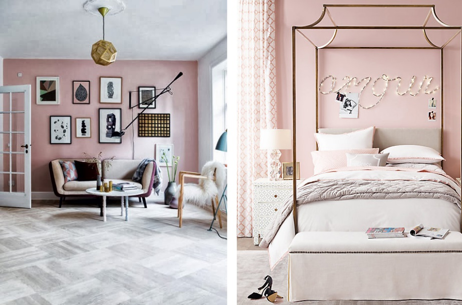 Shockingly Good Pink Paint Schemes Livinghouse Blog