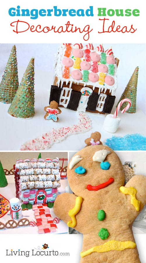 Gingerbread House Or Beach Themes Ideas