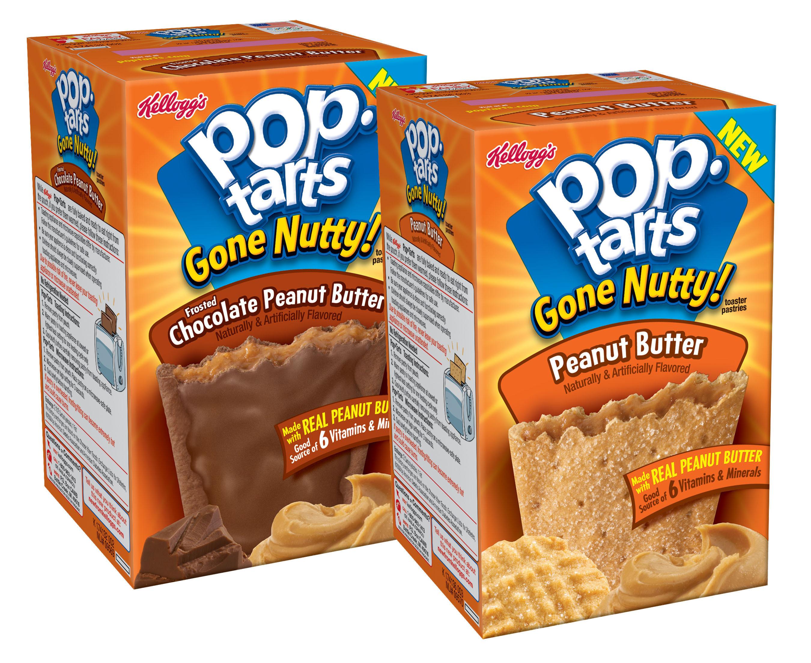 Family Dollar Pop Tarts
