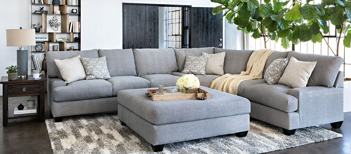 Small Square Sectional Sofa