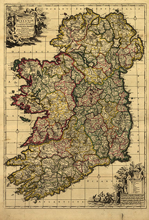 Irish Maps  Geography and Map Reading Room  Library of Congress  Compiled by