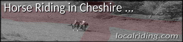 Horse Riding In Cheshire England Local Riding