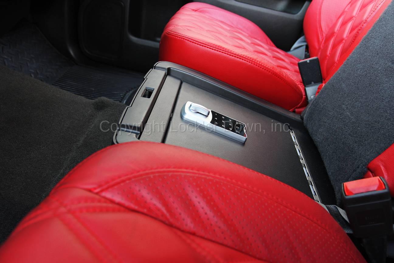 Console Safe 2014 Up Chevrolet Silverado Amp Gmc Sierra 1500