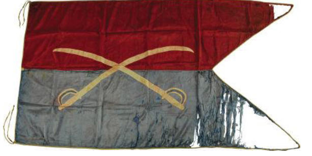 Historical Flags Of Our Ancestors Custer Known Personal