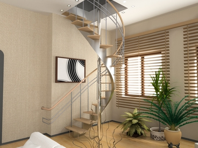 Spiral Staircase For Loft Conversions | Spiral Staircase To Attic Bedroom | Loft Bedroom | Tight Space | Design | Before And After | Attic Ladder
