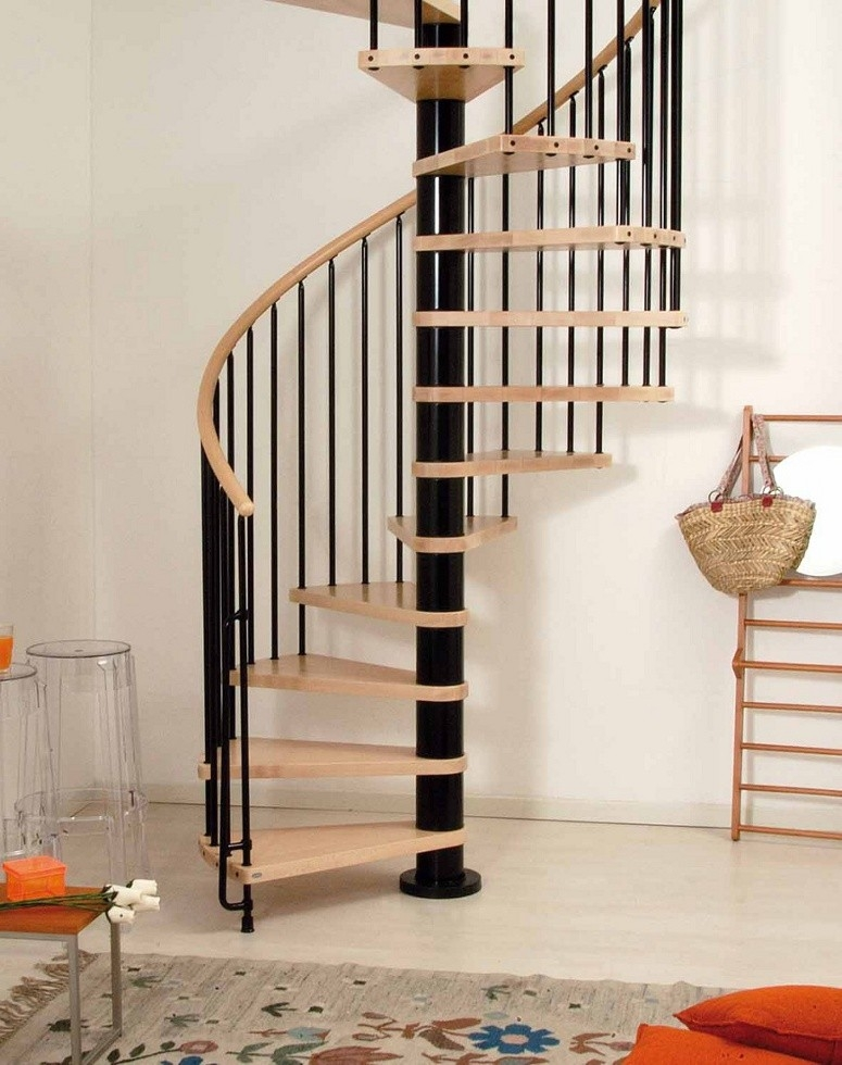 5 Reasons To Buy A Spiral Staircase For Loft Access | Installing A Spiral Staircase | Bottom | Rectangular | Alcove | 20 Step | Circular