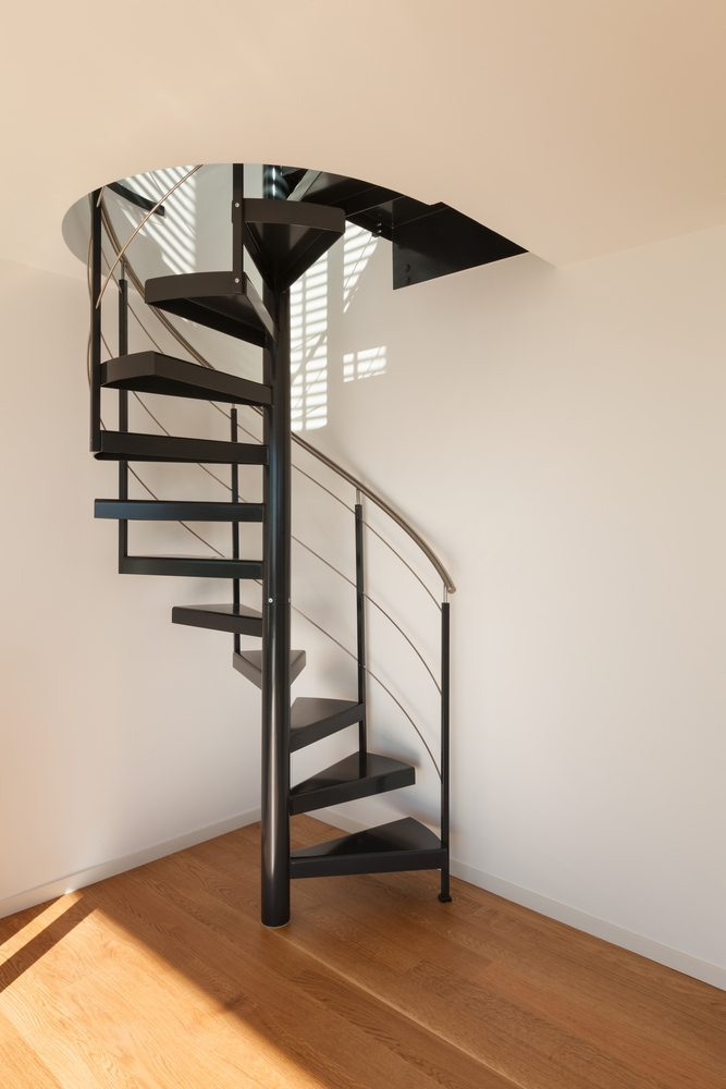 Spiral Staircases For Small Spaces   Minimum Space For Spiral Staircase   Stair Treads   Building Regulations   Design   Space Saving   Tread Depth