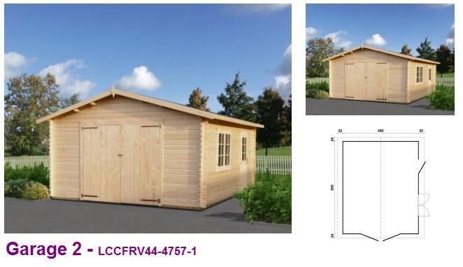 How Build Garden Cabin