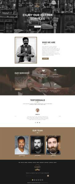 Free Website Template   Responsive Web Templates