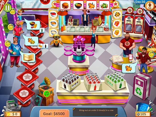 Restaurant Evil 4 Games