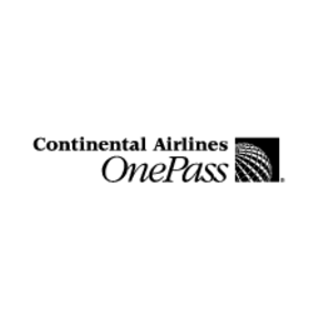 continental airlines onepass - 745×745