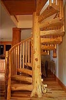 Stairmeister Spiral Stairs   Spiral Staircase Around Tree Trunk   Stair Case   Nelson Treehouse   Staircase Design   Robert Mcintyre   Canopystair