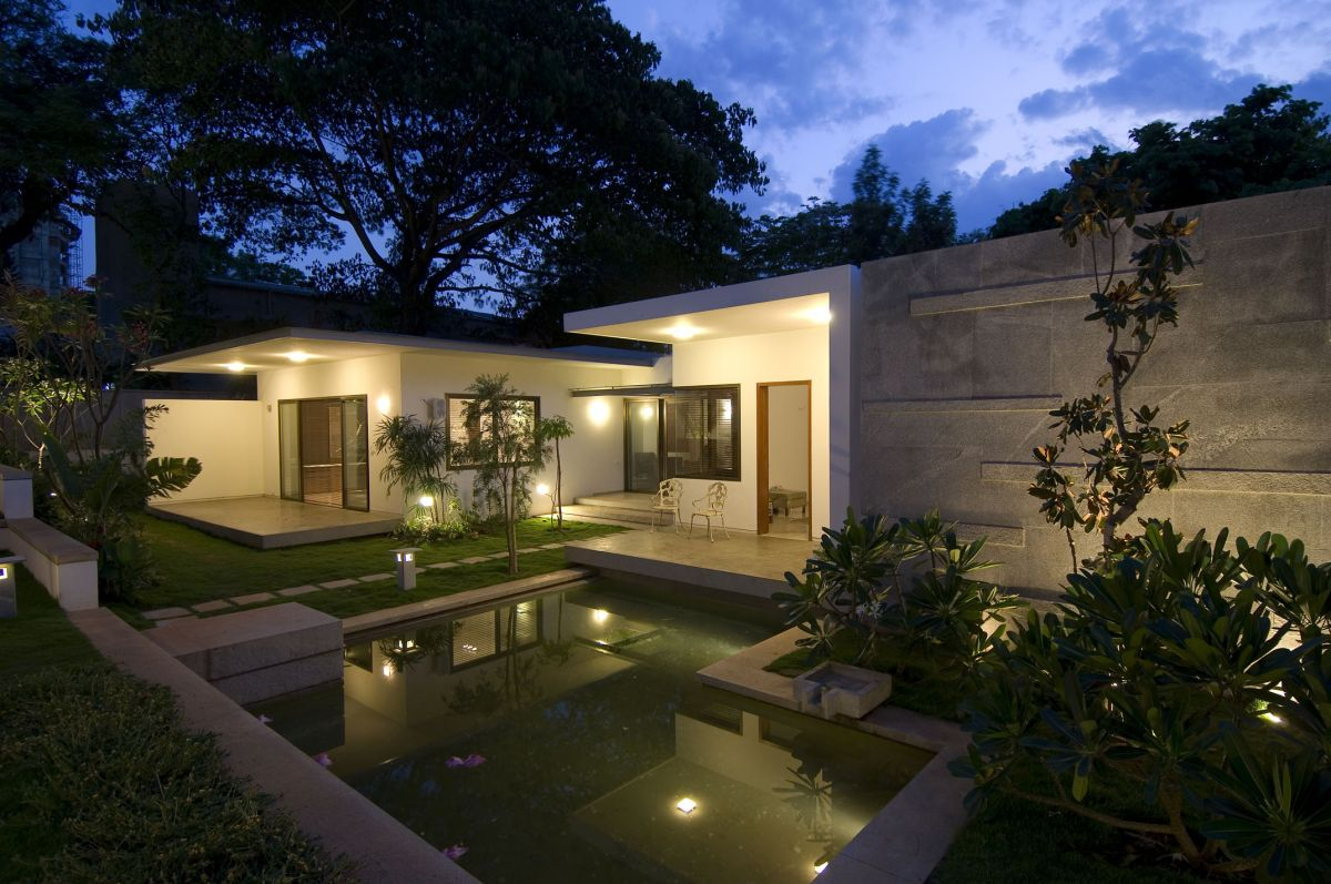 Indian Home Exterior Painting Ideas