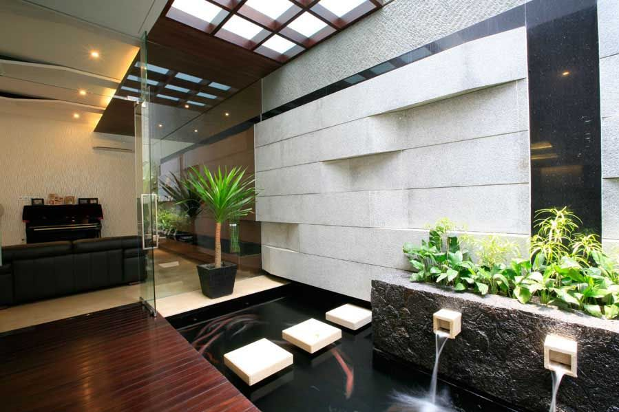 Indoor Fish Pond Design